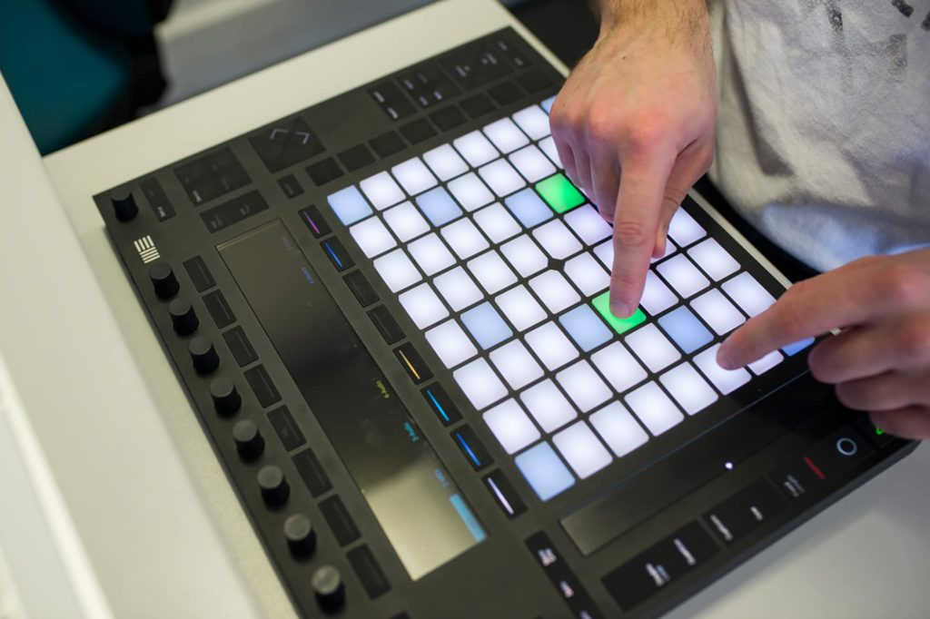 bimm-group-music-production-sequencer