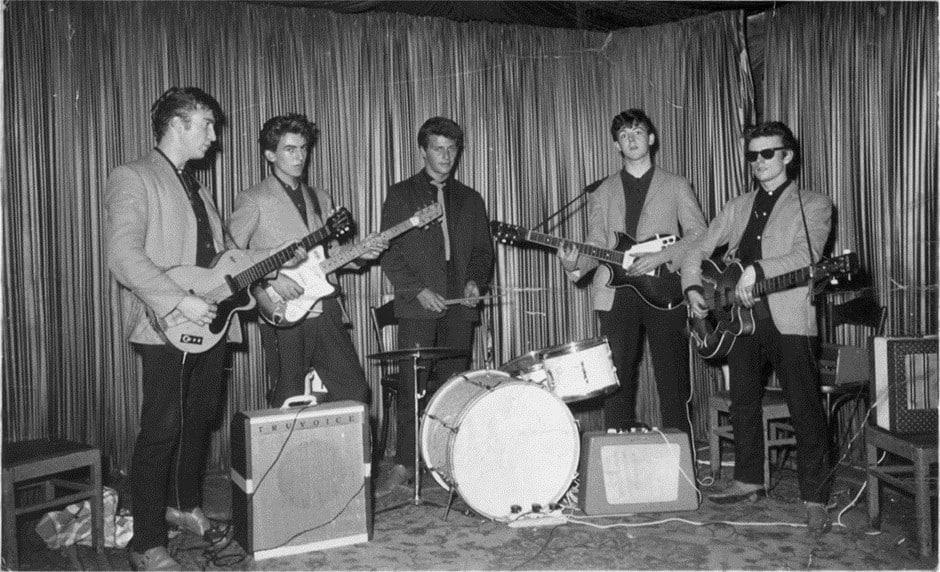 The Beatles Hamburg performance